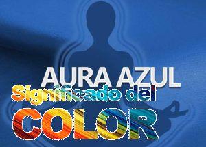 Aura Azul y su significado