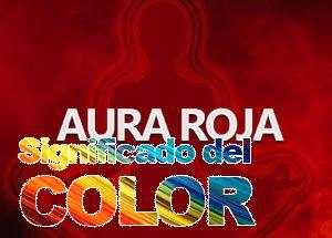 Aura Roja, significado