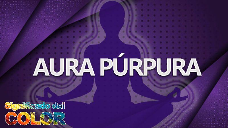 Auras púrpuras