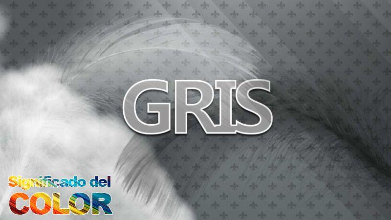 Significado del color gris e interpretaciones for Que color asociar con el gris claro