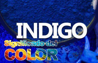 Significado del Color Índigo o Añil
