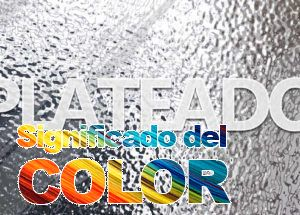 Significado del color plata