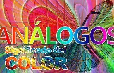 Qué son los colores análogos