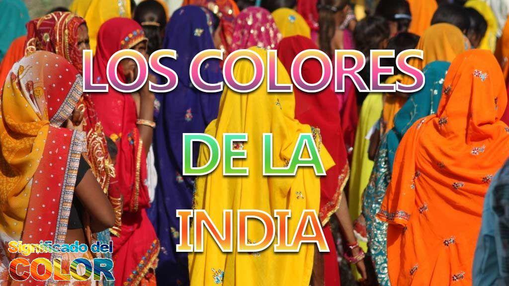 Los Colores de la India; Simbología