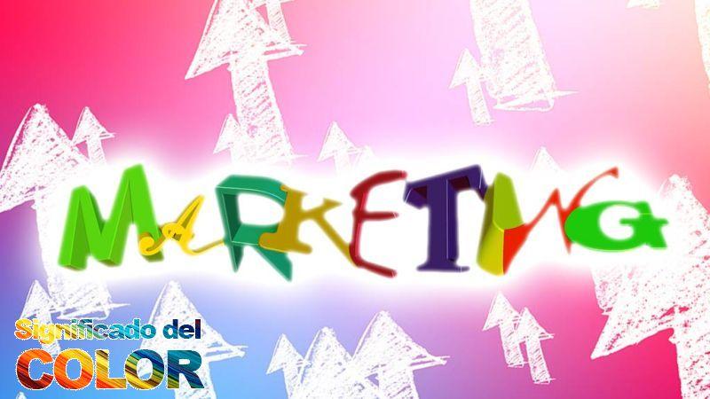 Los colores en el marketing