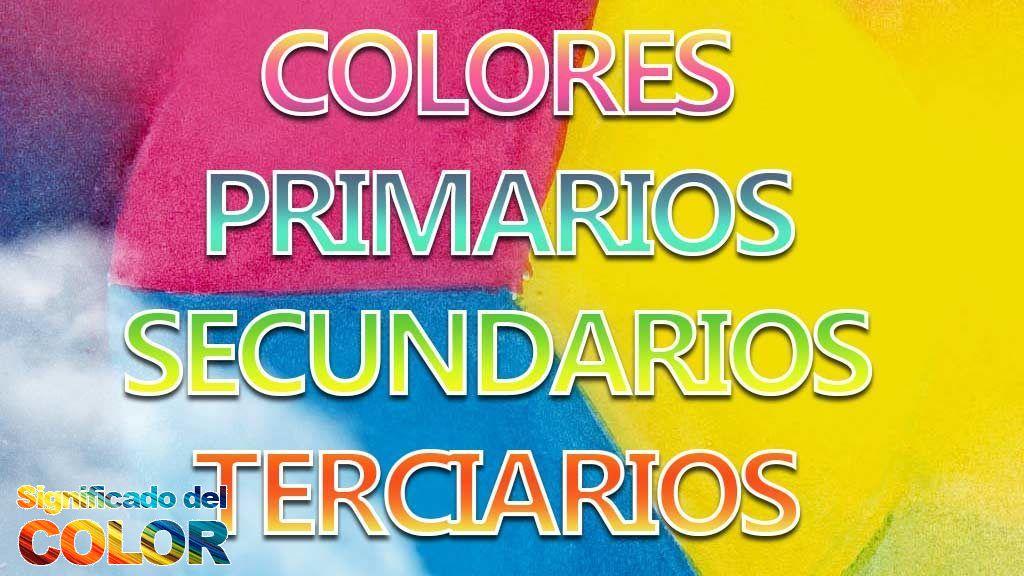 Colores del Terciario