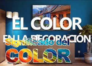 Colores para paredes. Uso del color en la decoración