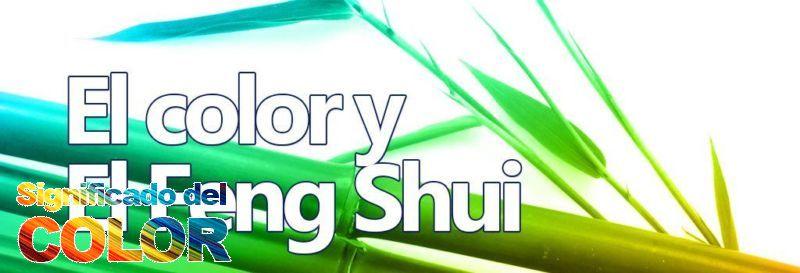 Feng Shui y el color