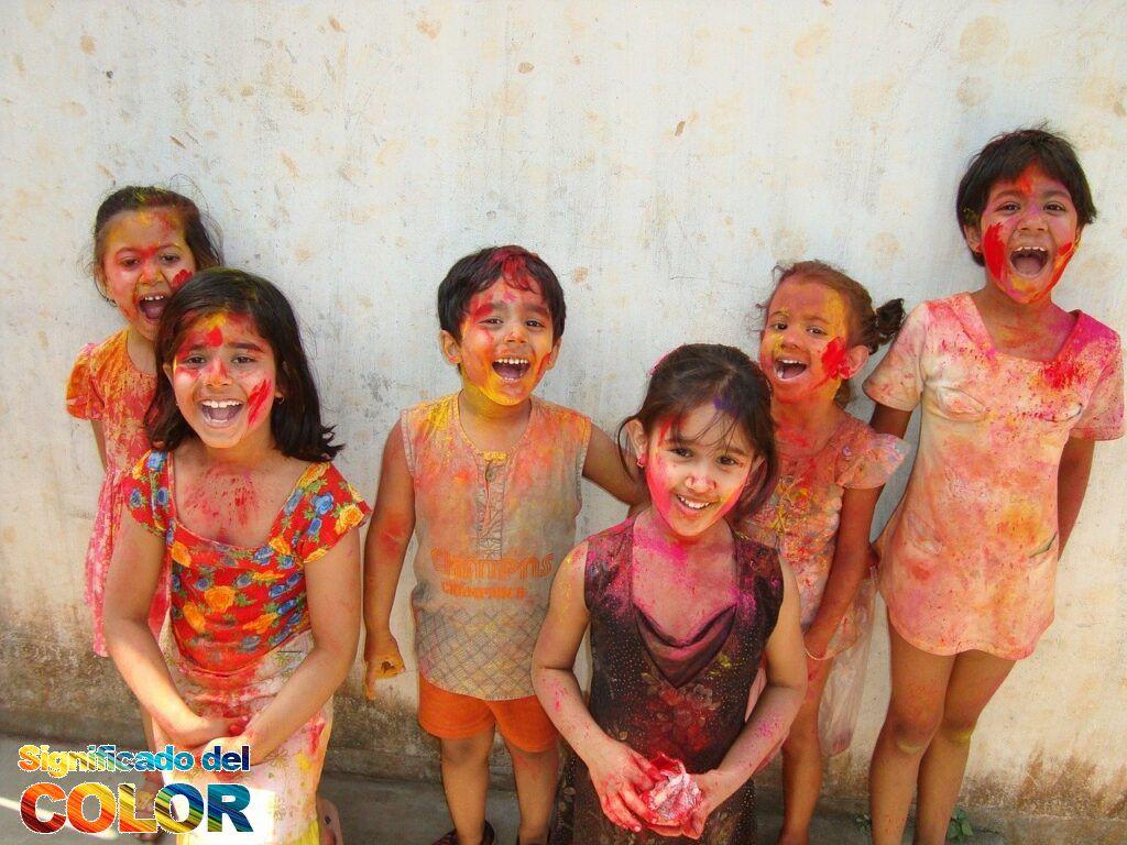 Colores del Hinduismo
