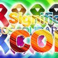 Significado de los lazos de colores