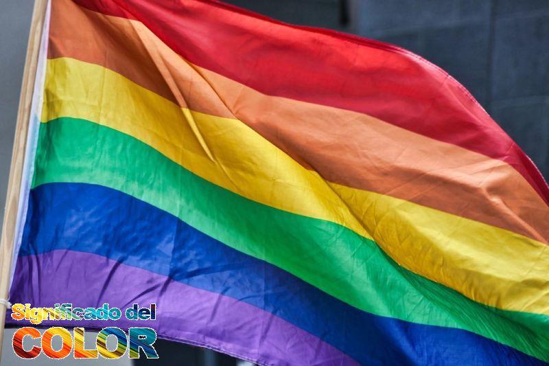 Significado de los colores de la bandera LGTBI