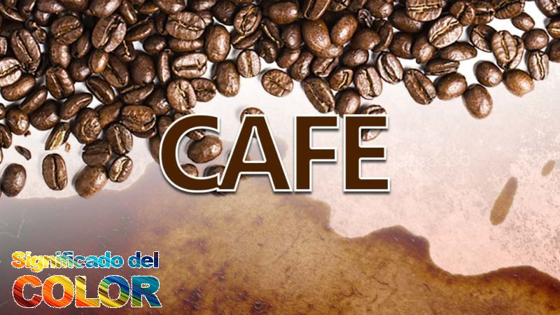 Qué significa el color café