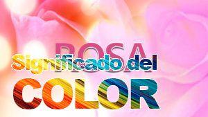 La psicología del color del rosa