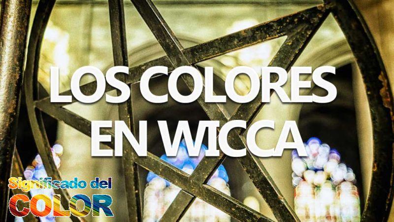 Los significados de los colores de las velas en wicca