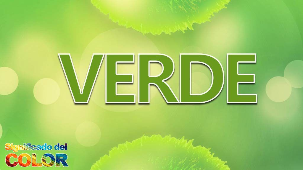 Qué significa el color verde en el aura
